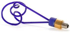 Twist Lamp - Blue