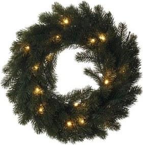 LED Coroa de natal 20xLED/0,6W/2xAA
