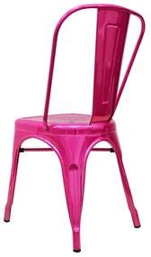 Pack 6 Cadeiras Torix Metalizadas