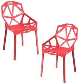 Pack 2 Cadeiras Omega