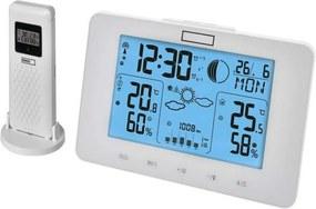 Estação meteorológica com visor LCD 2× 1,5 V AAA
