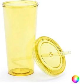 Copo com Palhinha (750 ml) 144874 - Verde