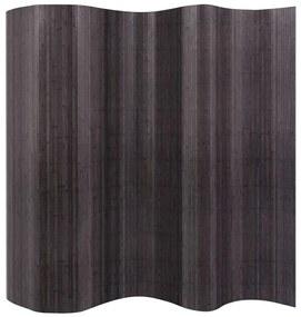 Biombos ou Divisória de Sala 250x195 cm Bambu Cinzento