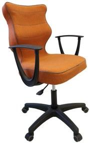 423855 Entelo Cadeira de escritório NORM laranja BA-B-6-B-C-FC34-B
