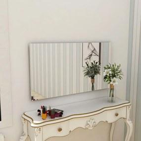 283651 vidaXL Espelho sem moldura 140x60 cm vidro