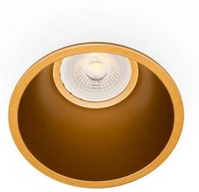 FARO 2100503 - Luz embutida FRESH 1xGU10/50W/230V gold