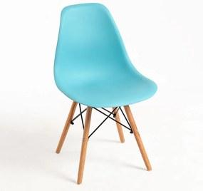 Cadeira Oslo Cor: Azul Vintage