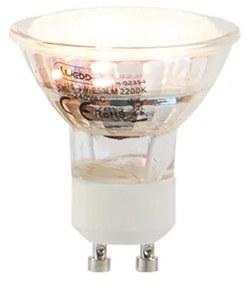 Lâmpada LED GU10 3W 250LM 2200K