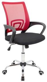Cadeira Back-up Cor: Vermelho