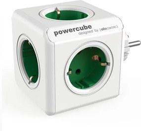 Extensão em Cubo Allocacoc 100-250 V 13-16A Branco
