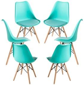Pack 6 Cadeiras Tilsen