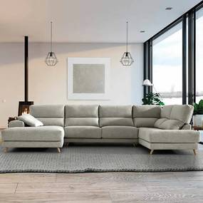 Sofá Sandy | Divani Star - 1 Assento » L 122 cm