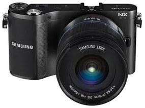 Câmara Fotográfica EV-NX210ZBSBPT Samsung