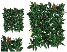 Planta Decorativa Verde Plástico (50 x 3 x 50 cm)