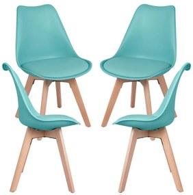 Pack 4 Cadeiras Synk Basic