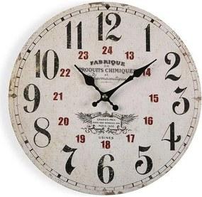 Relógio de Parede Pharmautique Madeira (4 x 30 x 30 cm)