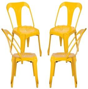 Pack 4 Cadeiras Ulix