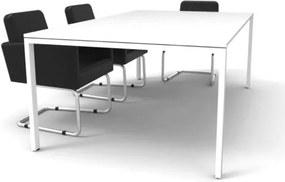 Mesas de Reunião 2345x1200x740mm Kuatru Melamina