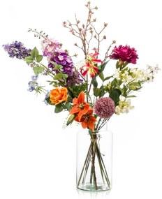 423644 Emerald Buquê artificial Flower Bomb XL