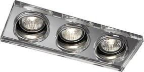Massive 59563/11/10 - Iluminação suspensa de teto de casa de banho SAPPHIRE 3xGU10/50W/230V