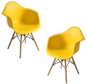 Pack 2 Cadeiras Dau