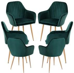 Pack 6 Cadeiras Chic