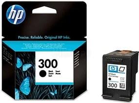 HP 300 Preto Ink Cartridge with Vivera Ink