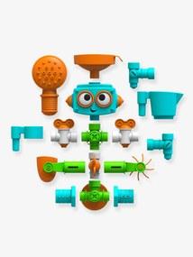 Robot para o banho com várias atividades, da SENSORY azul claro bicolor/multicolor