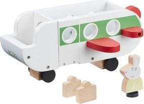 Playset Bandai Peppa Pig Avião Madeira (26 x 12 x 20 cm)
