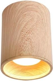 Luz de teto TUBA GU10/15W/230V