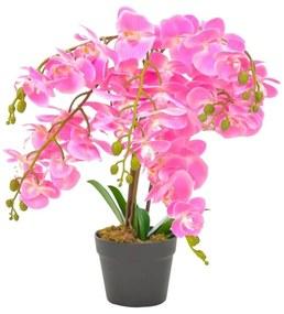 Plantas e Flores Artificiais VidaXL  Planta artificial 60 cm