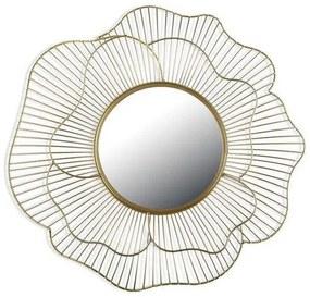 Espelho de parede Metal Cristal