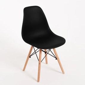 Cadeira Oslo Cor: Preto