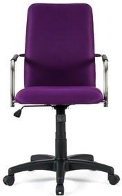 Cadeiras de Escritório Operativa com Rodas e Braços Eros