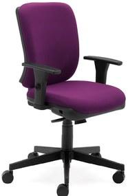 Cadeiras de Escritório Operativa Costa Alta com Rodas e Braços Gana