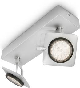 Philips 53192/48/P0 - Foco LED MILLENNIUM 2xLED/4,5W/230V