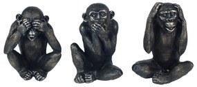 Estatuetas Signes Grimalt  Macaco Figura 3 Unidades