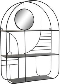 Estantes DKD Home Decor Metal (43 x 12.5 x 58 cm)