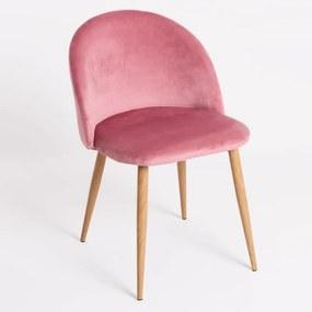 Cadeira Bristol Cor: Rosa